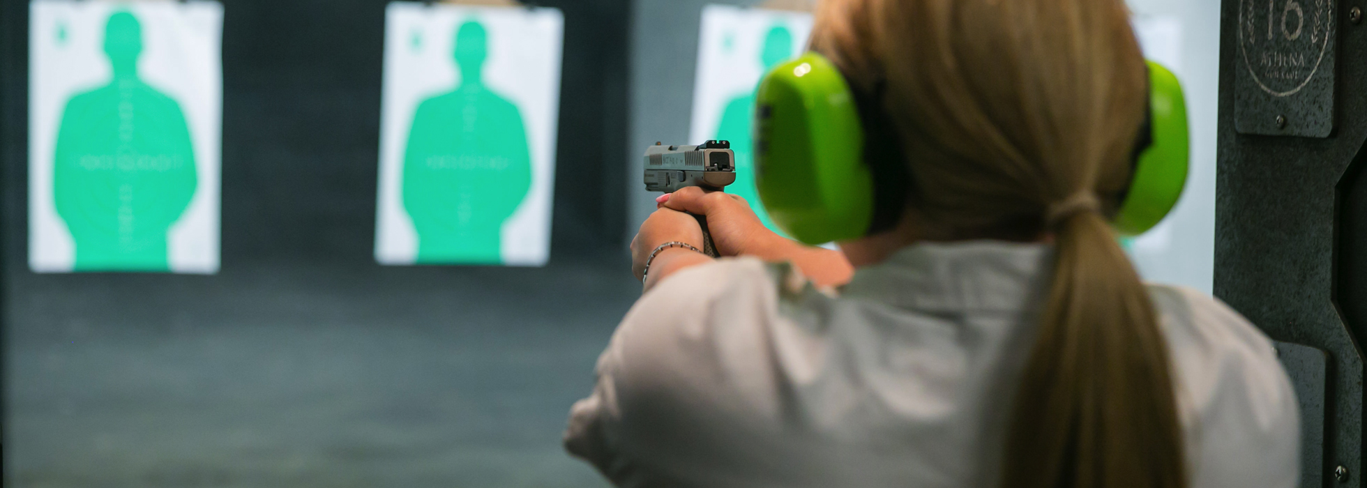 Sign Up for a Free Consult with Athena Gun Club in Houston, TX